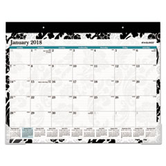AAG SK93704 AT-A-GLANCE Madrid Desk Pad AAGSK93704