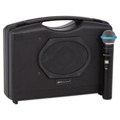APL SW223A AmpliVox Bluetooth Audio Portable Buddy with Wireless Handheld Mic APLSW223A