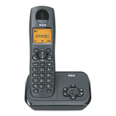 RCA 21621BKGA RCA 2162 Series One Line Cordless Phone RCA21621BKGA