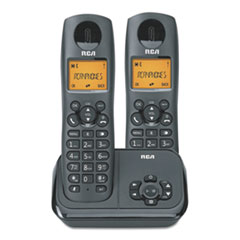 RCA 21622BKGA RCA 2162 Series One Line Cordless Phone RCA21622BKGA