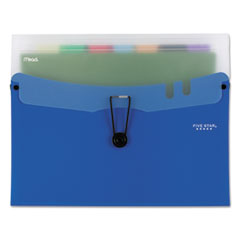 MEA 73942 Five Star Horizontal Expanding File with Seven Removable Pockets MEA73942