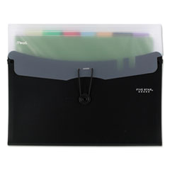 MEA 73945 Five Star Horizontal Expanding File with Seven Removable Pockets MEA73945