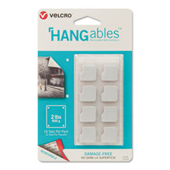 VEK 95184 VELCRO Brand HANGables Removable Wall Fasteners VEK95184
