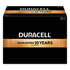 DUR MN1300 Duracell CopperTop Alkaline Batteries DURMN1300