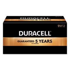 DUR MN1604BKD Duracell CopperTop Alkaline Batteries DURMN1604BKD