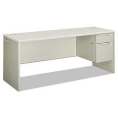 HON 38856RB9Q HON 38000 Series Single Pedestal Credenza HON38856RB9Q