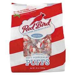AVT 6240RWP Red Bird Peppermint Puffs AVT6240RWP
