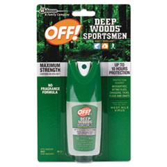 SJN 611090 OFF! Deep Woods OFF! for Sportsmen SJN611090