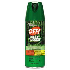 SJN 611081 OFF! Deep Woods Aerosol Insect Repellent SJN611081