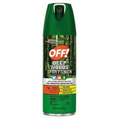 SJN 629374 OFF! Deep Woods Sportsmen Insect Repellent SJN629374