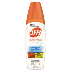 SJN 629380EA OFF!  FamilyCare Spray Insect Repellent SJN629380EA