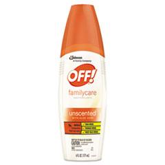 SJN 654458 OFF! FamilyCare Spray Insect Repellent SJN654458