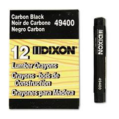 DIX 49400 Dixon Lumber Crayons DIX49400