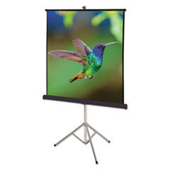 QRT 560S Quartet Portable Tripod Projection Screen QRT560S