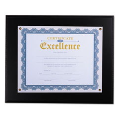 UNV 76827 Universal Award Plaque UNV76827