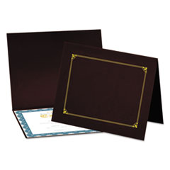 UNV 76896 Universal Certificate/Document Cover UNV76896
