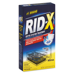 RAC 80306EA RID-X Septic System Treatment Concentrated Powder RAC80306EA