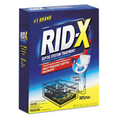 RAC 80307EA RID-X Septic System Treatment Concentrated Powder RAC80307EA