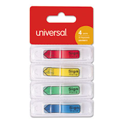 UNV 99011 Universal Deluxe Message Arrow Flags UNV99011