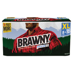 GPC 440395 Brawny Pick-A-Size Perforated Roll Towel GPC440395