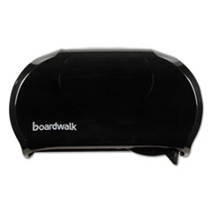 BWK 1502 Boardwalk Standard Twin Toilet Tissue Dispenser BWK1502