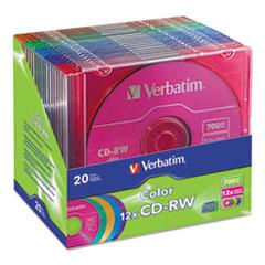 VER 96685 Verbatim CD-RW High-Speed Rewritable Disc VER96685
