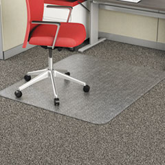 ALE MAT4660CFPR Alera Studded Chair Mat for Flat Pile Carpet ALEMAT4660CFPR