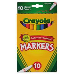 CYO 587726 Crayola Non-Washable Marker CYO587726
