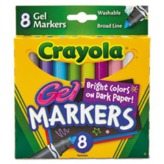 CYO 588163 Crayola Gel FX Marker CYO588163
