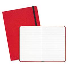 JDK 400065003 Black n' Red Red Casebound Hardcover Notebook JDK400065003
