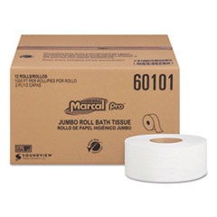 MRC 60101 Marcal PRO 100% Recycled Bathroom Tissue MRC60101