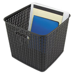AVT 40376 Advantus Extra Large Weave Bin AVT40376