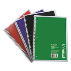 UNV 66634 Universal Wirebound Notebook UNV66634