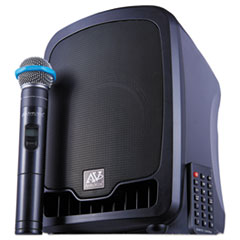 APL SW725 AmpliVox Bluetooth Wireless Portable Media Player PA System APLSW725