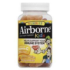 ABN 18576 Airborne Kids Immune Support Gummies ABN18576