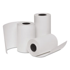 UNV 35775 Universal Deluxe Direct Thermal Printing Paper Rolls UNV35775