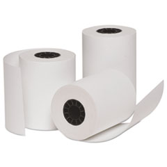 UNV 35773 Universal Deluxe Direct Thermal Printing Paper Rolls UNV35773
