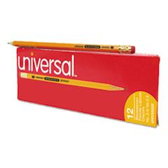 UNV 55525 Universal Deluxe Blackstonian Pencil UNV55525