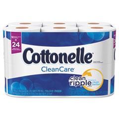 KCC 12456PK Cottonelle Ultra Soft Bath Tissue KCC12456PK