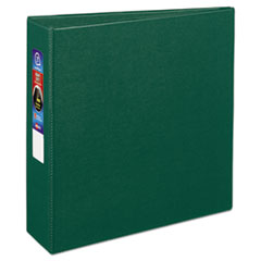 AVE 79783 Avery Heavy-Duty Non-View Binder with DuraHinge and Locking One Touch EZD Rings AVE79783