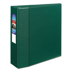 AVE 79784 Avery Heavy-Duty Non-View Binder with DuraHinge and Locking One Touch EZD Rings AVE79784