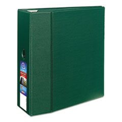 AVE 79786 Avery Heavy-Duty Non-View Binder with DuraHinge and Locking One Touch EZD Rings AVE79786