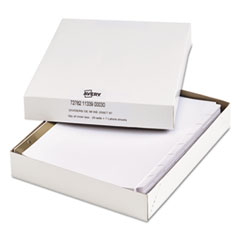 AVE 11339 Office Essentials Index Dividers with White Labels AVE11339