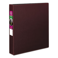 AVE 27352 Avery Durable Non-View Binder with DuraHinge and Slant Rings AVE27352