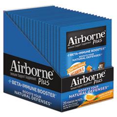 ABN 98853PK Airborne Immune Support Supplement Plus Beta Immune Booster ABN98853PK