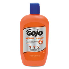GOJ 095712EA GOJO NATURAL ORANGE Pumice Hand Cleaner GOJ095712EA