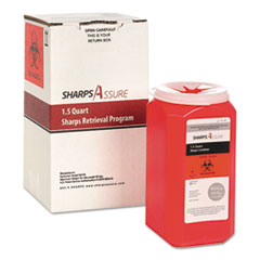TMD SC1Q424A1Q TrustMedical Sharps Retrieval Program Containers TMDSC1Q424A1Q