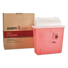 TMD SC5Q4245QU TrustMedical Sharps Retrieval Program Containers TMDSC5Q4245QU