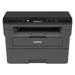 BRT HLL2390DW Brother HLL2390DW Mono Laser Multifunction Printer BRTHLL2390DW