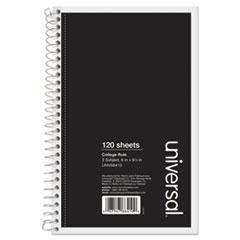 UNV 66410 Universal Wirebound Notebook UNV66410